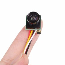 Hot Sale Mini Camera 120 Degree Wide Angle Lens 600TVL Color Mini Micro Camera FPV PAL/NTSC