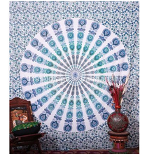 Tapestry Indian Mandala Tapestry Hippie Chiffon Wall Hanging Tapestries Boho Bedspread Beach Towel Yoga Mat Blanket Table Cloth