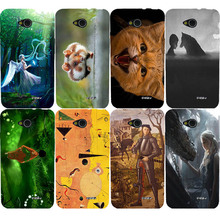 Buy LG L70 Case D320 D325 coque Anime Animal Painting Hard Plastic Case LG L65 Dual D285 D280 Case Cover LG L70 Case for $2.74 in AliExpress store