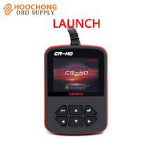 Launch Creader CR-HD Heavy Duty Code Scanner Launch CR HD Truck Code Scanner Free Shipping