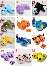 11'' Sailor moon captain america Sylveon Espeon Mudkip Snorlax Espeon Umbreon slipper home plush toys(China)