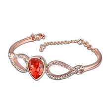 New Austria crystal Charm Bracelets of women--The legend of Twilight