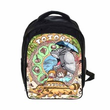 Anime Tonari no Totoro Backpacks For Kids Boys Girls School Bags Cartoon Printing Backpacks Children school Bag Mochila Escolar