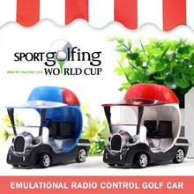 Mini 1:43 Golf Style RC Car Toy 40mhz/27mhz Radio Remote Control Micro Car Toy Vehicle Electronic Kid's Toys Gifts(China)