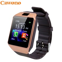 Cawono DZ09 Bluetooth Smart Watch Smartwatch Relogios Watch TF SIM Card Camera for iPhone Samsung Huawei Android Phone PK Y1 Q18(China)