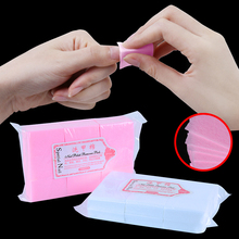 HNM 900pcs Gel Polish Remover Wraps Pads Manicure Tools Wipes Paper Pads Foil Nail Art Cleaner for UV Gel(China)