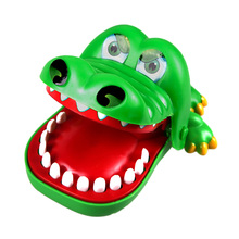 Bite Your Finger Gags Crocodile Toy Animal Kids Funny Toy Boys Novelty Gags Joking Toys For Kids Gift Cartoon Animal Cute