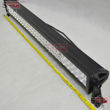 1 pcs Best selling car led light bar 180W(60PCS*3w high intensity LED) led strobe light bar for 12v led light bar(China)