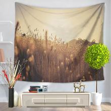 Tapestry Modern Chinese Scenic 150x130cm Multifunctional Tapestry Yoga Mat Beach Towels Hippie Tapestry Wall Hanging Decoration(China)
