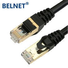Computer Cable RJ45 Ethernet Cable CAT 7 Network cable used to upload data from memory card to Internet