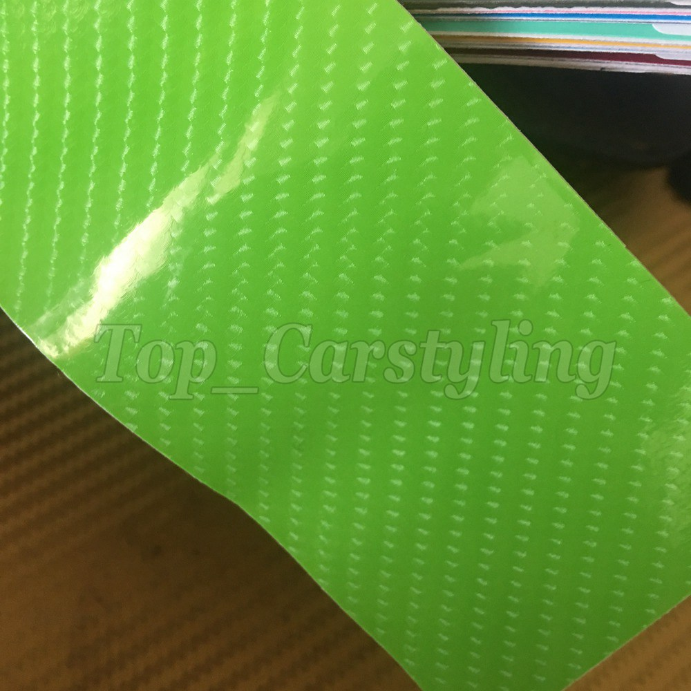 6D GLOSS CARBON fibre vinyl car wrapping styling (16)
