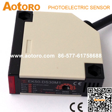 EK50-DS30M1 AC/DC diffuse switch China manufacturer quality guaranteed photoelectric sensor