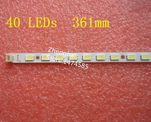 1 piece T315XW06.V.3 LED strip 31T15-03 73.31T14.004-6-SK1 40 LEDs 361MM,used parts,tested weel working(China)