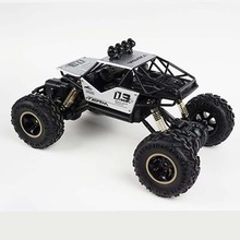 Buy New Alloy Four-Wheel Drive Rc Car Climbing Dirt Bike Buggy Radio Remote Control High Speed Racing Car Model Toys Kids for $40.80 in AliExpress store