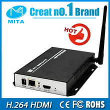 HD H.264 MPEG-4 AVC hdmi video encoder WiFi for Live Broadcast to VLC Media Server Xtream Codes  video streaming