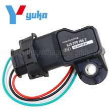 For Renault Trucks Kerax Magnum Midlum Premium Map Sensor 7420524936 5010450894 5010437653 0 281 002 576 With Plug Connector(China)
