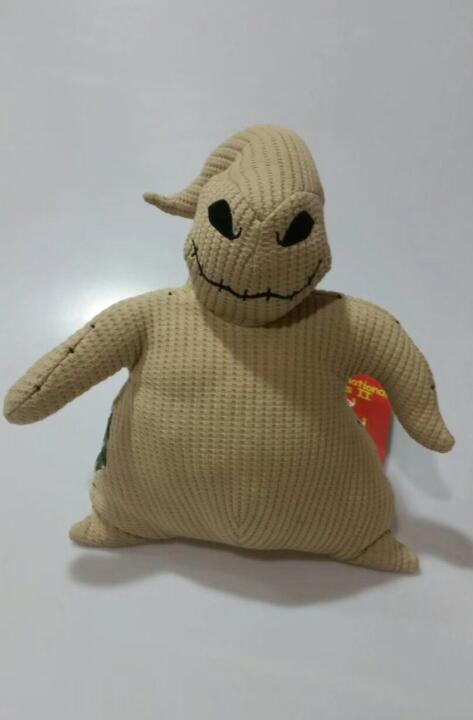 The Nightmare Before Christmas Oogie Boogie Plush Toys 28cm <br>