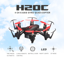 JJRC H20C with 2MP Camera 2.4G 4CH 6Axis Headless Mode Nano Hexacopter One key return Mini Drone RTF