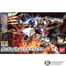 OHS Bandai HG Iron-Blooded Orphans 033 1/144 Gundam Barbatos Lupus Rex Mobile Suit Assembly Model Kits(China)