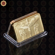 Metal God Blessing 24k Gold Bars for Sale Non Magnetic
