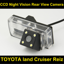 For Toyota land Cruiser 200 LC200 2000 -2014 Reiz 2008 2009 Car Rear View Camera CCD night Vision Backup Reverse Parking Camera