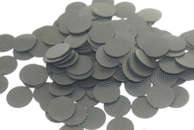 50Pcs/Lot 4mm Keypad Repair Remote Control Games Consoles Conductive rubber buttons(China)