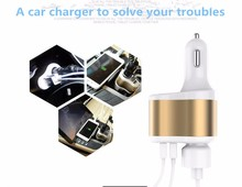 car styling usb phone car-charge FOR vw polo renault volvo lada hyundai solaris volkswagen polo mercedes corolla accessories