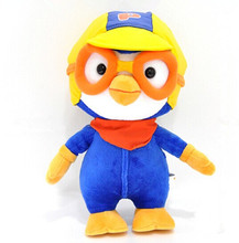 Recommended Korea Pororo Little Penguin Plush toys doll dolls personality gift for children cartoon(China)
