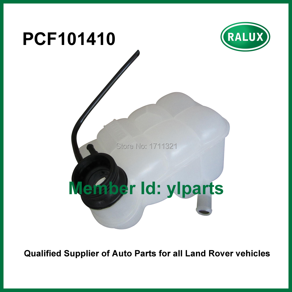 PCF101410 New Quality Car Radiator Coolant Expansion Tank for LR Discovery 2 Overflow Container auto engine cooling system parts(China (Mainland))