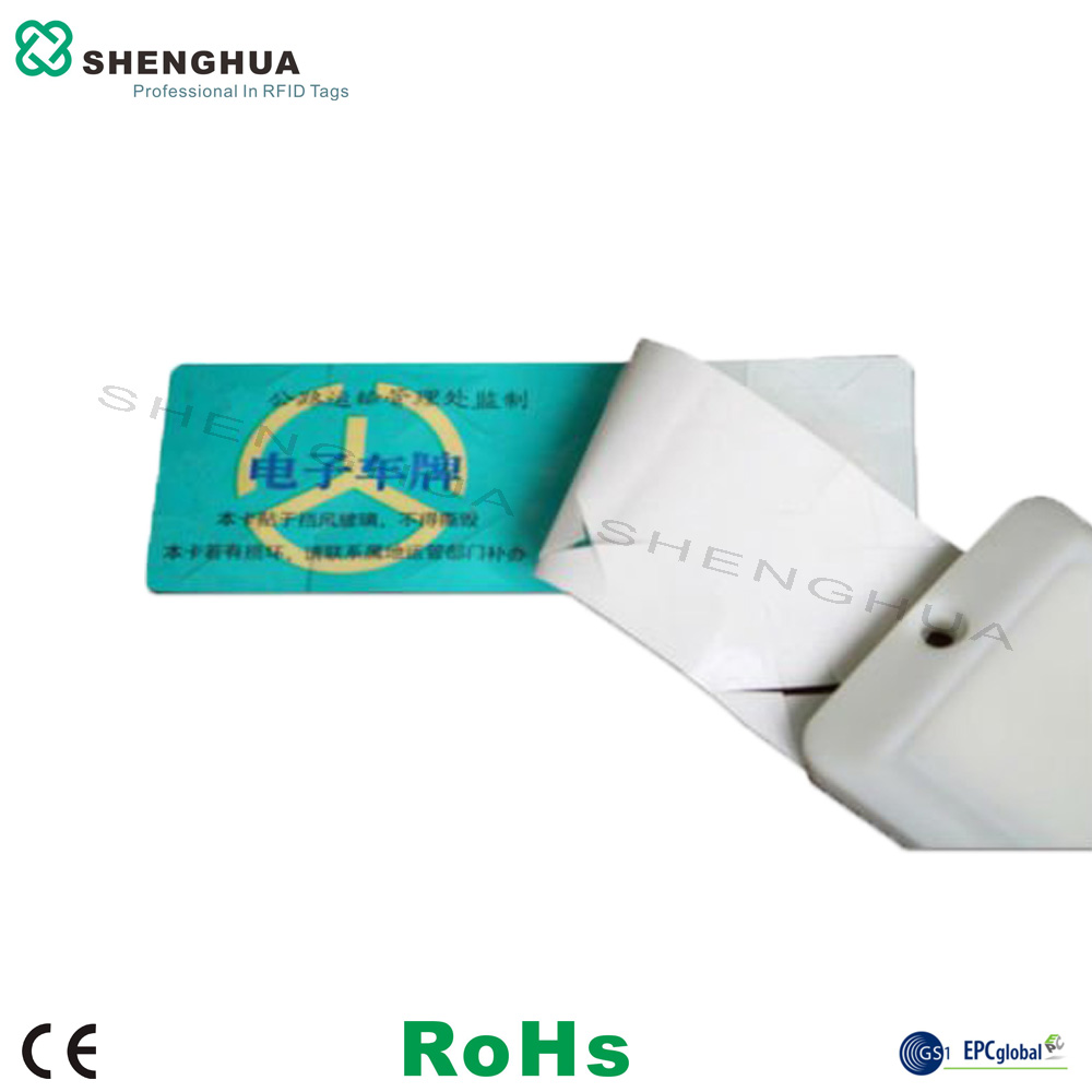 Rfid Tag Uhf Sticker Vehicle Windshield Epc 6c 915m868m860-960m M4qt Waterproof Sunscreen Anti-tear Adhensive Passive Rfid Label Professional Design Back To Search Resultssecurity & Protection