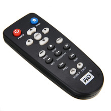 Mayitr Universal Replacement Remote Control High Quality Remote Controller For WD WDTV HDTV TV Live Plus Media(Hong Kong)