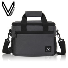VEEVANV Brand 2017 Lunch Cooler Bag for Women Insulated Bag Women New Oxford Lunch Box for Men Food Picnic Tote Handbag for Kids