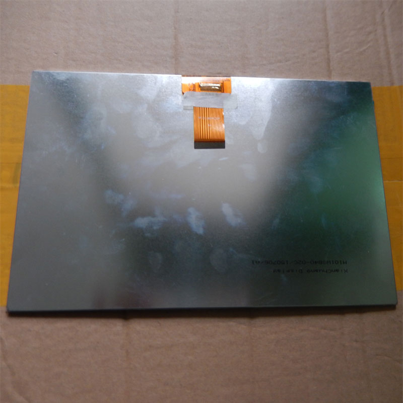 10.1 inch LCD Display SCREEN 232X142MM 1024X600 40pin with LCD number MF1011684002A<br>