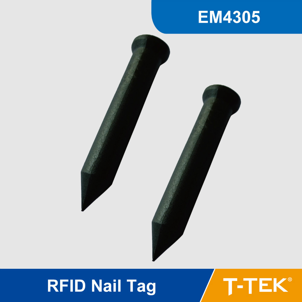NT01 RFID Nail Tag with EM4305 for Trees Management 125KHz proximity for Guard Tour Patrol System Checkpoint Tag<br><br>Aliexpress