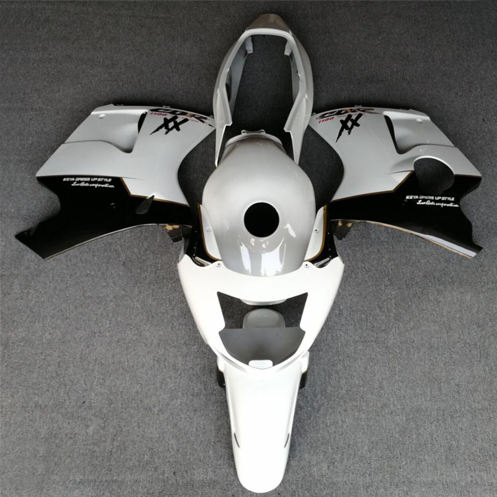Injection Unpainted Fuel Gas Tank Cover Fairing For Honda CBR1100XX 1997-2007 97