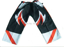Wholesale Cheap Sublimated Men Team Ice Hockey Pants(China)