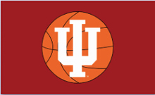 Indiana University Basketball Flag 3x5ft with gromments