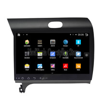 NaviTopia Brand New 10.1inch Quad Core Android 6.0 Car PC For Kia K3 2012- Car Audio Player With GPS Navigation(China)