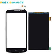 For Alcatel One Touch Pop C7 OT7040 7040 7041X 7040A 7040F LCD Display + Touch Screen Free Shipping