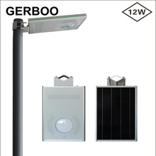 3 years warranty solar led street light 12W Solar Street Light all in one with top quality and competitive prices