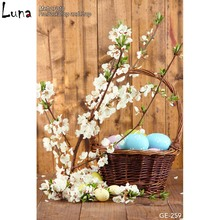 Buy MEHOFOTO Happy Easter Vinyl Photography Background Wood Wall Flower New Fabric Flannel Backdrop baby photo studio 259 for $16.80 in AliExpress store
