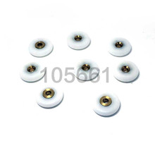 8pcs Shower Door Rollers /Runners/Wheels 22mm or 25mm Wheel Diameter Replacement Part