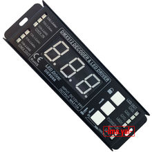 NEW Arrival 3CH DC12-24V RGB DMX 512 Decoder led controller RGB LED DMX512 decoder 3Channel * 4A High quality(China)