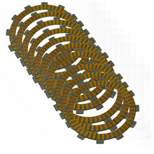 Motorcycle Clutch Friction Plates Kit For YAMAHA  V-Max VMX1700 VMX 1700 2009 2010 2011 2012 2013 2014 Motorbike Engines Parts