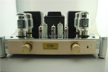 KT88 Tube Amp Push-Pull Class A amplifier Finished Product 12AT7 12AU7 6E2 Tube Hifi Stereo Audio Vacuum Tube Power Amplifer(China)