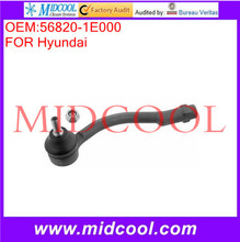 High Quality Auto Parts Front Axle Left Steering Tie Rod End OEM:56820-1E000
