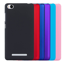 2016 New Multi Colors Luxury Rubberized Matte Plastic Hard Case Cover For Xiaomi Mi4c Mi 4C Cell Phone Cover Cases