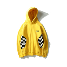 Dropshipping Wholesalers Suppliers China 2017 New Cotton Yellow Hooded Casual Hoodies Men(China)