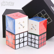 Micube Valk 3 cube 3x3 speed cube Mofangge Puzzle 56mm Competition Cubes Toys For Childrencubo WCA Championsh Valk3 mini