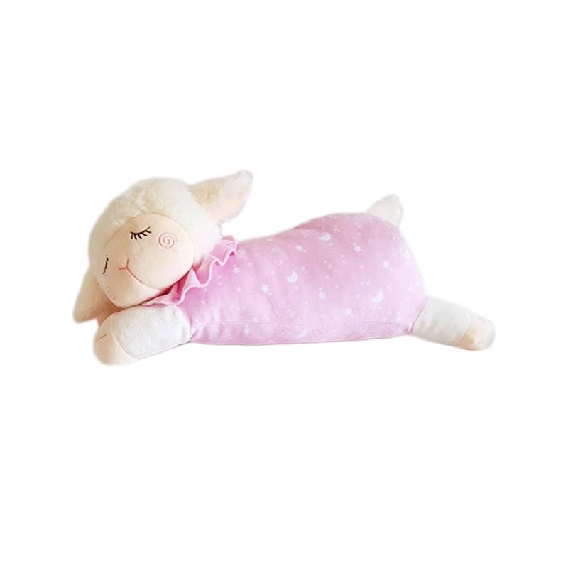 soothing baby safe sleep sheep plush doll for cute baby stuffed plush toy baby kids doll gift beautiful lifelike gifts for baby<br><br>Aliexpress